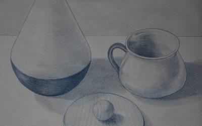 Slika 39 Ines Sekač, Risba 1, asist. Alja Košar, 11