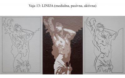 Vaja13a, Daša Bojc, Forma in kontekst I, mentorica doc. dr. Mojca Puncer