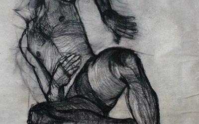 lezeca figura, Risba III, mentorica red. prof. Petra Varl