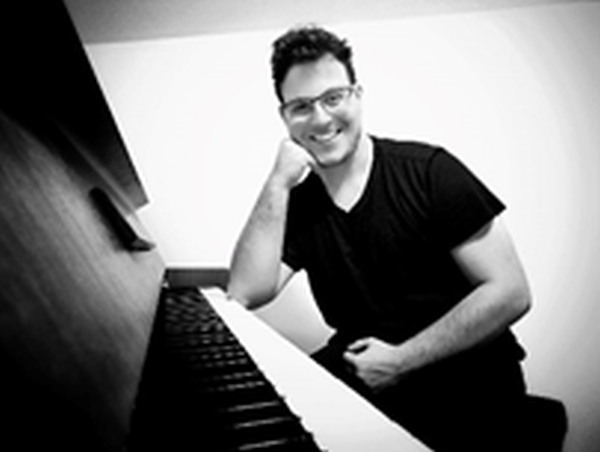Kevin Bezjak, študent glasbene pedagogike